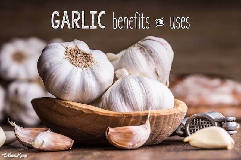 Powerful Benefits And Uses Of Garlic